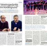 Interview in Zeitschrift Brixner Ausgabe Januar 2019