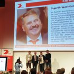 VSS Ehrenmitgliedschaft für Sigurth Wachtler