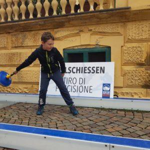 Teilnahme am Familien und Sporttag Domplatz Brixen